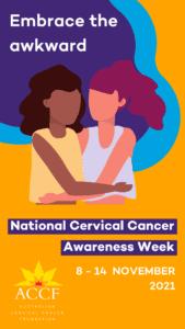 National Cervical Cancer Awareness Week - Social Media Support Stories